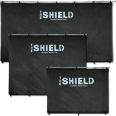 The BUP Shield Archery Backstop