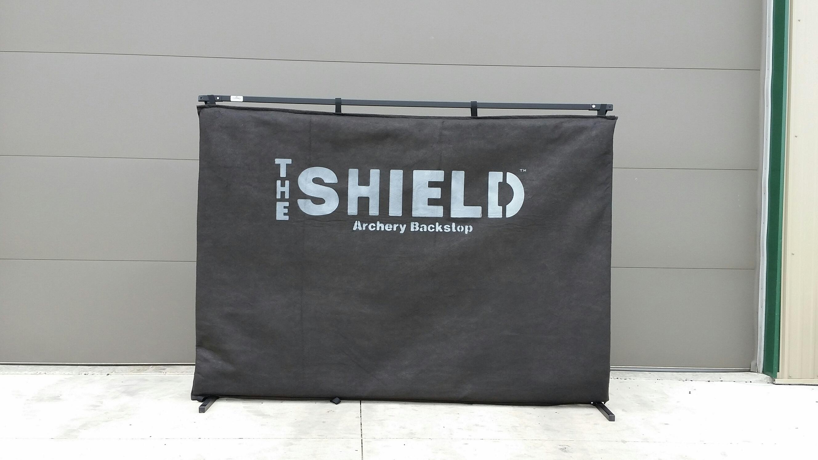 shield rack archery backstop stand