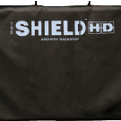 "THE SHIELD HD Archery Backstop comes in 4'X6"" only"