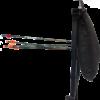 Side view of Shield HD Archery Backstop